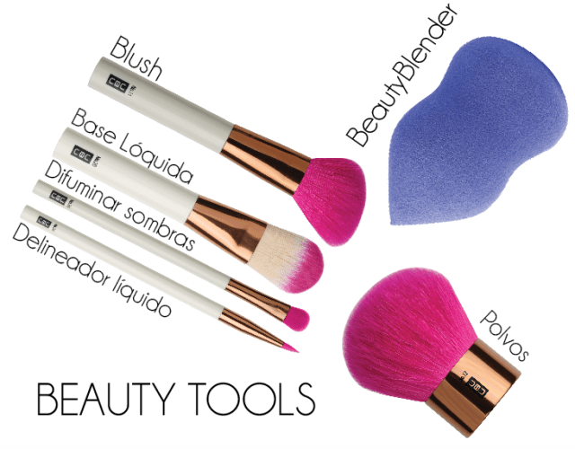 beauty tools makeup