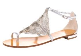 metallic-sandals