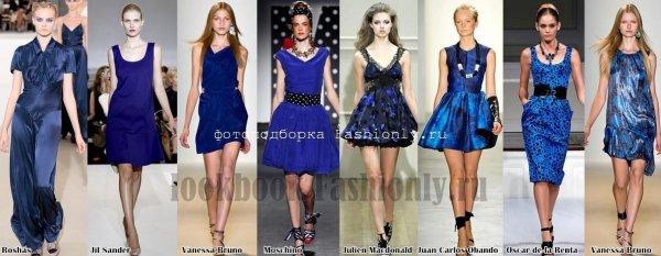 Все модные платья 2011 года