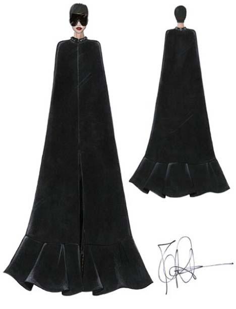 Givenchy for Rihanna2