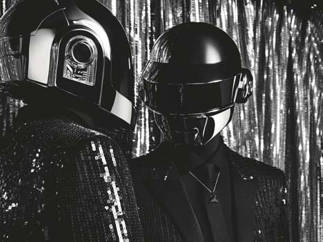 Daft Punk Dazed 1