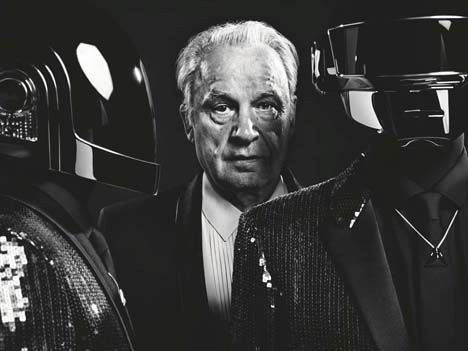 Daft Punk Vs Giorgio Moroder