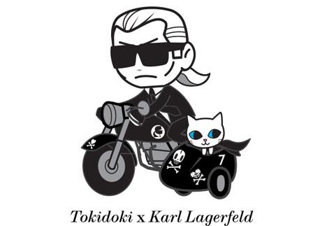 Karl-Lagerfeld-Tokidoki