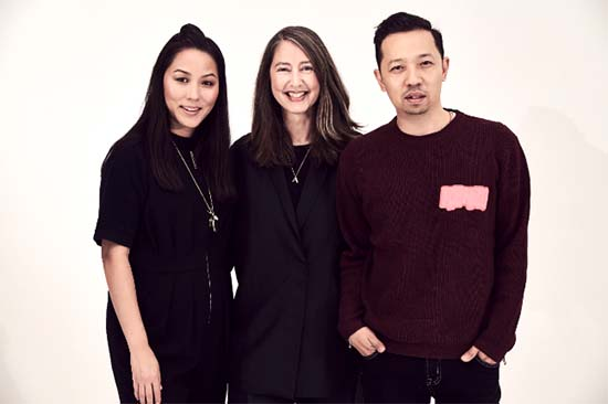 Carol Lim and Humberto for H&M