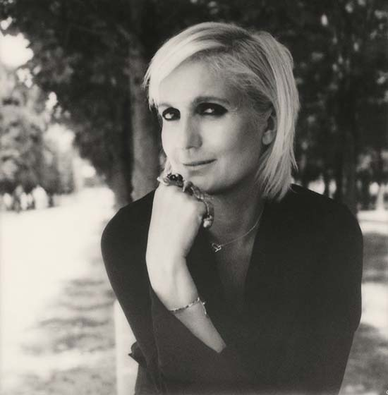 Maria Grazia Chiuri Confirmed At Dior