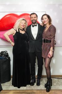 Iva Stefnovic, Dragan Vurdelja i Marija Nikolic