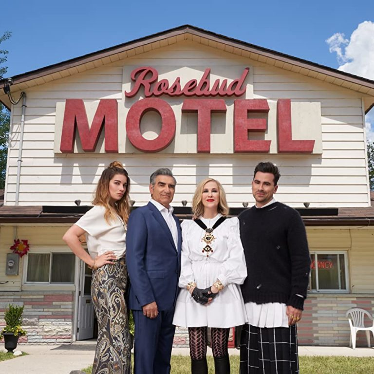Schitt's Creek Swept the Nominations At Yet Another Award Show