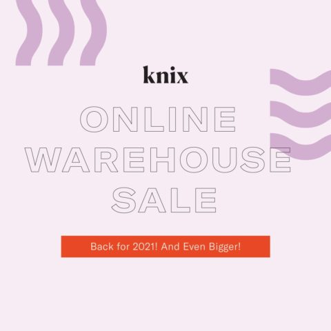 Knix Virtual Spring Warehouse Sale