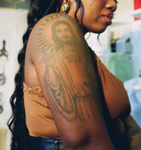 Tann Parker - Ink The Diaspora