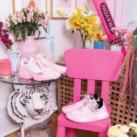 briony douglas sneaker collection