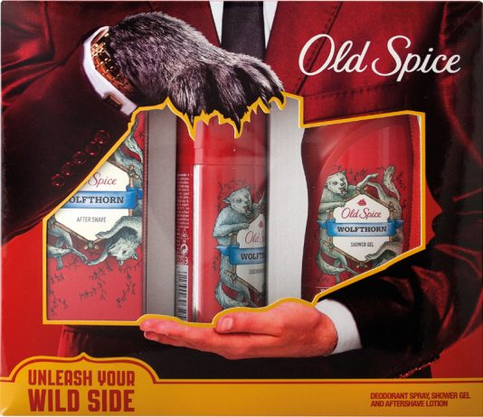 DZIKIE ŚWIĘTA z OLD SPICE WILD COLLECTION!