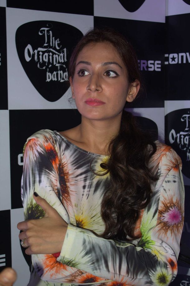 Monica Dogra - The Judge for the event