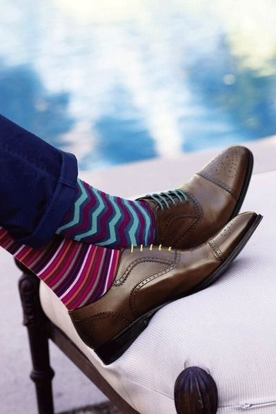 Socks and shoes the emerging trend of 2015