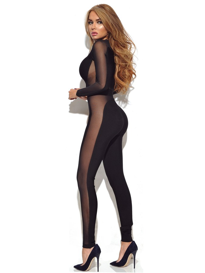 Luxe Life Catsuit Apparel