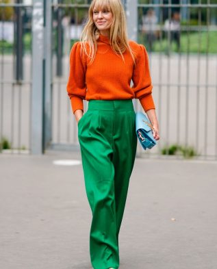 Eire Emerald Trousers Apparel