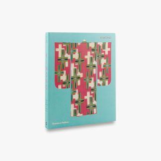A book cover of Kimono by Anna jackson
