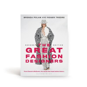 Book The Great Fashion Designers by Brenda Polan