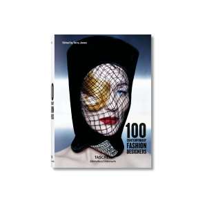 Book cover 100 Contemporary Fashion Designers