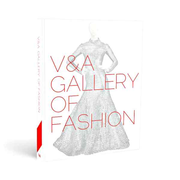Book cover V&a Gallery of Fashion