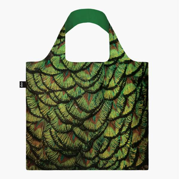 National Geographic, Indian Peafowl Bag