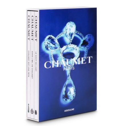 Book cover Chaumet: Photography, Arts, Fetes