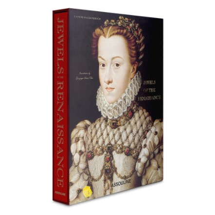 Book cover Jewels of the Renaissance