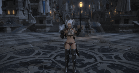 This is heavy armor! Really!