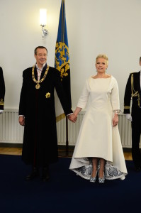 Our first lady Evelin Ilves