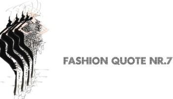 Fashion quotes nr7-2