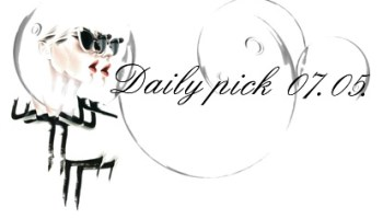 Daily pick 07.05.