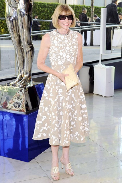 CFDA Awards Winners Anna-Wintour