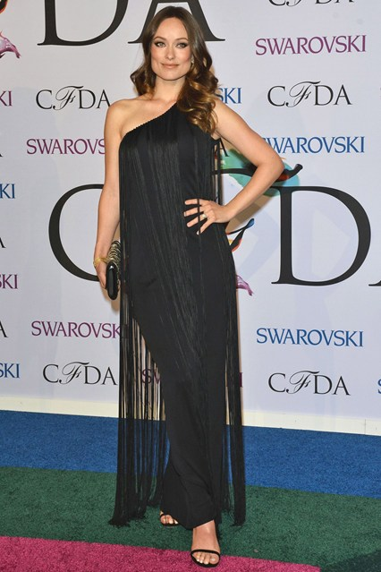 CFDA Awards Winners Olivia Wilde