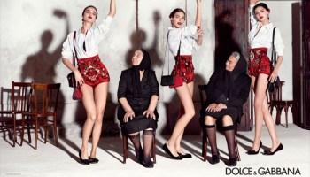 Dolce&Gabbana Spring/Summer 2015