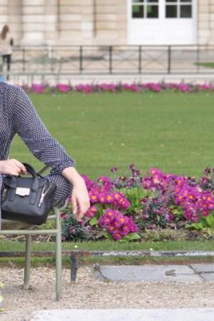 Fashionista in Paris