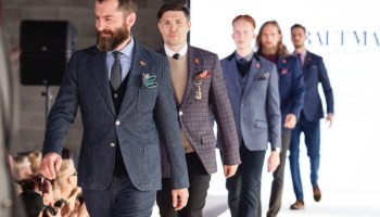 Baltika Group Fashion Show AW15