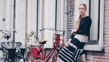 Stripes in Amsterdam