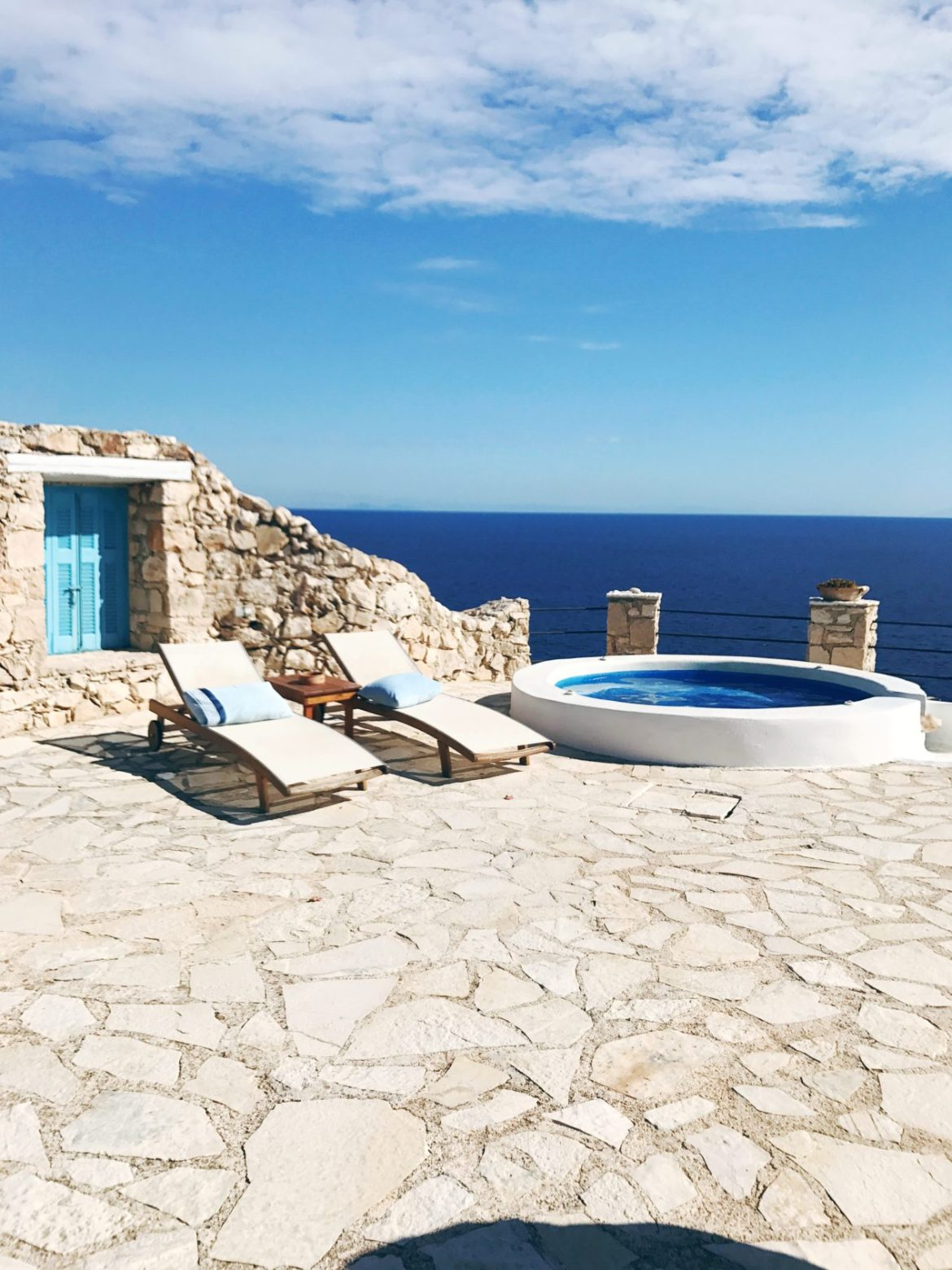 Blue Caves Villas