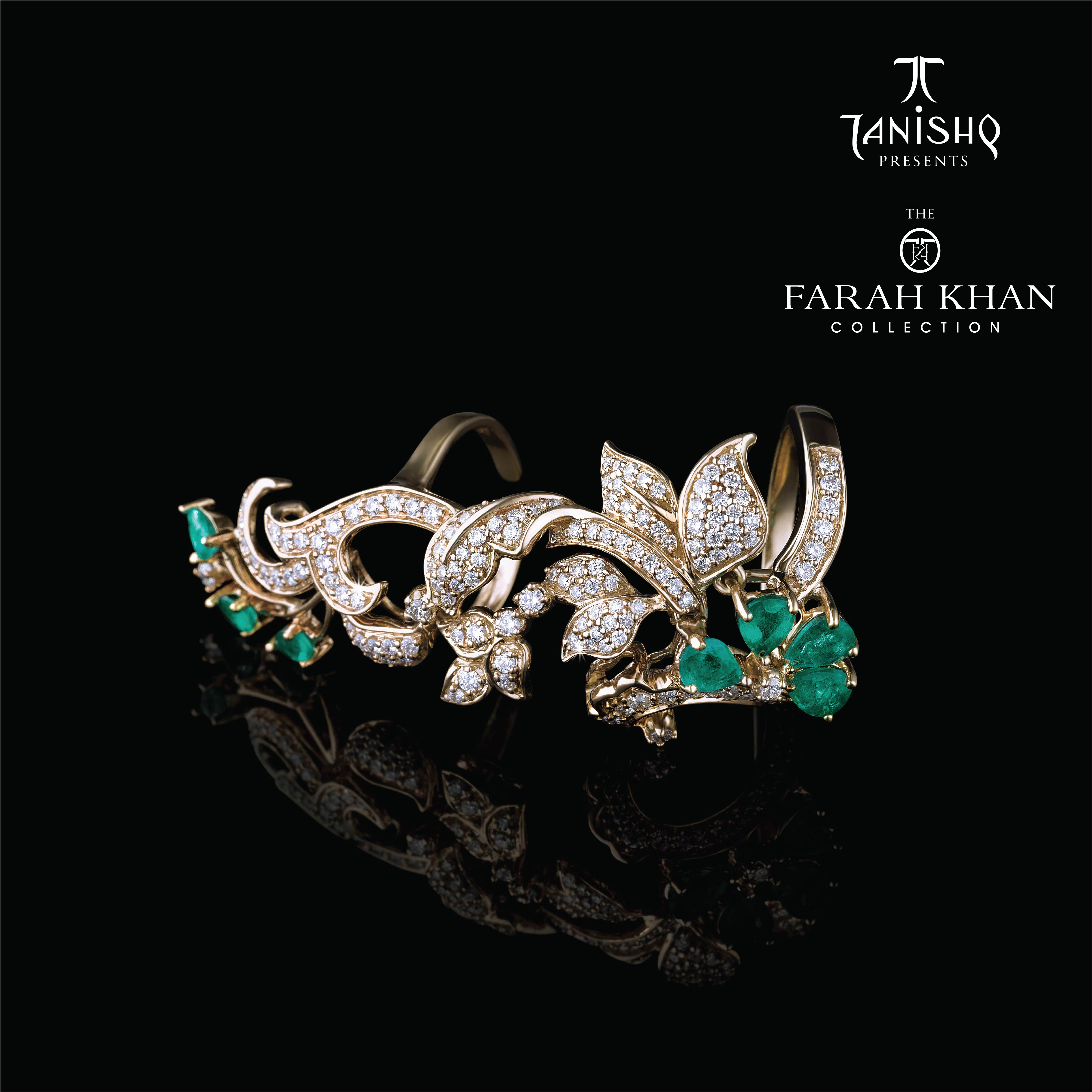 Tanishq Presents The Farah Khan Collection Truly