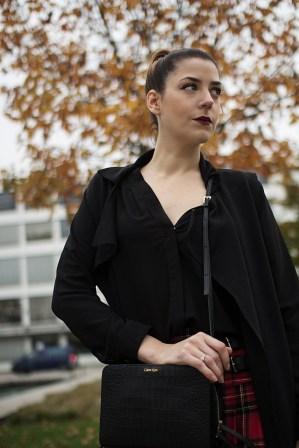 Calvin Klein Bea Bag black