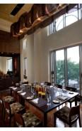Muze Restaurant Semi-Private Dining Room