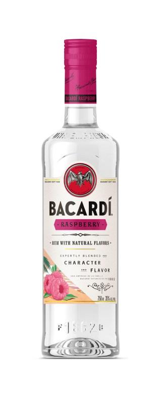 BACARDI Raspberry (PRNewsFoto/BACARDI)