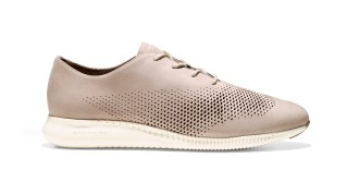 Cole Haan_2.ZER+ÿGRAND Laser Wingtip Oxford_Taupe Nubuck_Ivory