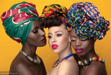 Image result for ankara head wrap styles