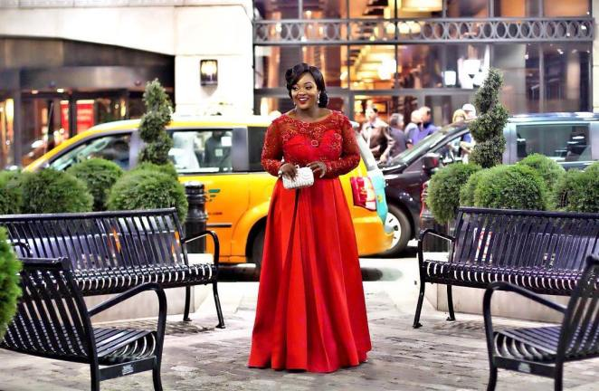 Jackie Appiah Excellence Awards Outfit