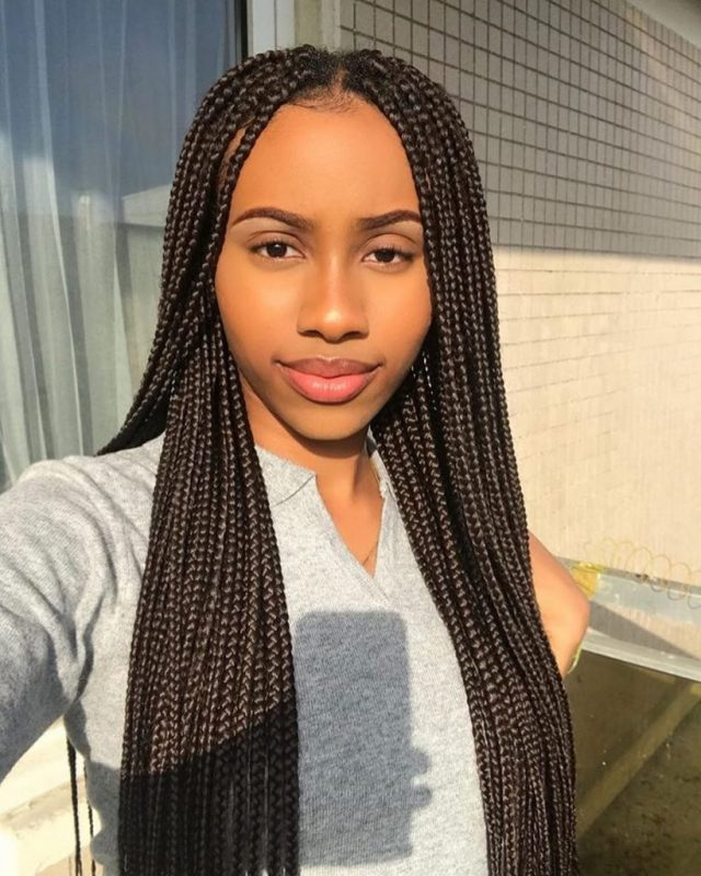3 ways to protect your hairline while wearing braids - fpn
