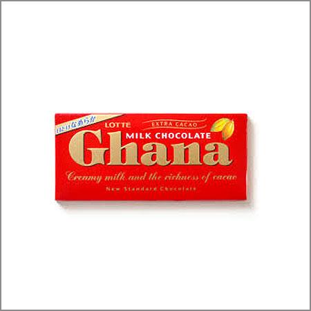 ガーナミルクチョコ