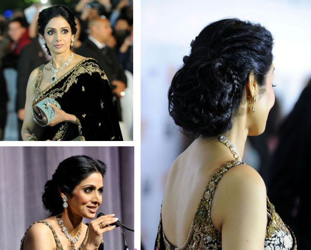 13 classy hairstyles for sarees - fashionpro