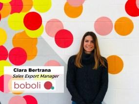 Clara Bertrana Boboli for The Fashion Retailer interview