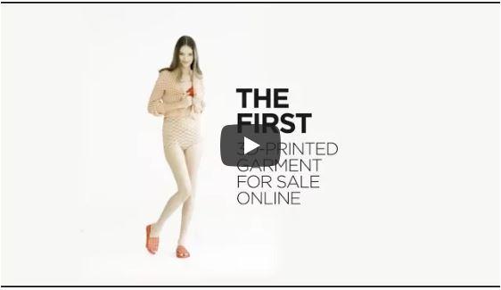 3D Printing in Fashion Danit Peleg 3D-Printed Jacket - The Fashion Retailer
