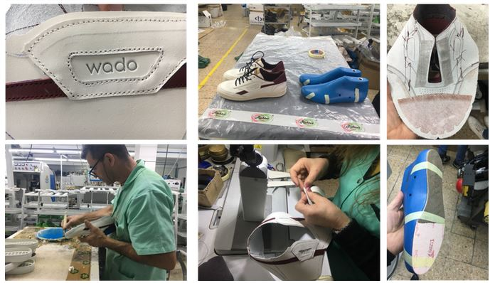 WADO sneakers sustainable made in portugal playgreen fashion retail